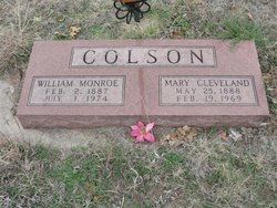 William Monroe Colson