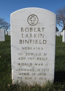 Robert Larkin Binfield
