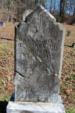 Mrs L. L. McEntyre