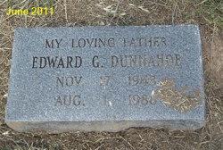 """Edward G """"Sambo"""" Dunnahoe"""