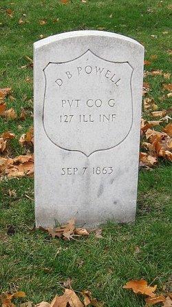 D. B. Powell