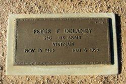 Peter F Delaney