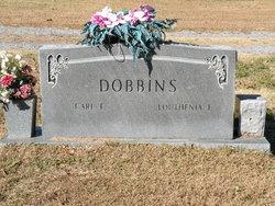 Louthenia E <I>Townson</I> Crumpton Dobbins