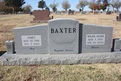 """James """"Lake"""" Baxter"""