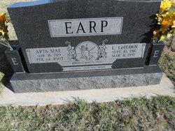 Arta <I>Savage</I> Earp