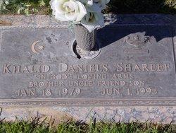Khalid Daniels Shareef
