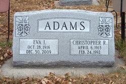 Christhopher Richard Bon Adams