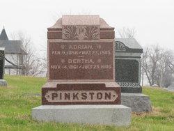 Adrian Pinkston