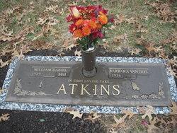 """William Daniel """"Bill"""" Atkins"""