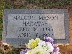 Malcom Mason Haraway