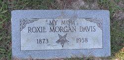 Roxie Arlie <I>Morgan</I> Davis