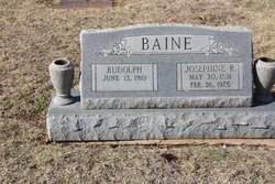 Rudolph Baine