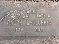Ralph McClurkin