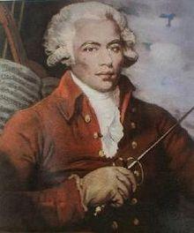 Joseph Boulogne de Saint-Georges