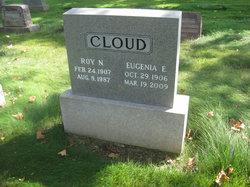 Mrs Eugenia Elizabeth <I>Reynolds</I> Cloud
