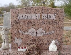 Kay LaJean <I>Slusser Hamilton</I> Price