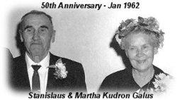 Martha Katherine <I>Kudron</I> Galus