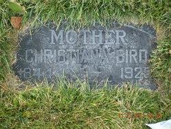Christinia <I>Hansen</I> Bird
