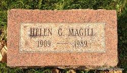 Helen G <I>Piper</I> Magill