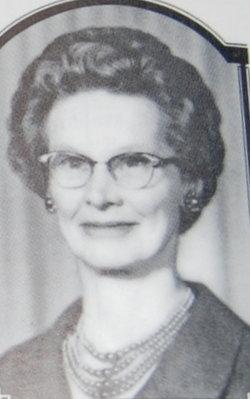 Elizabeth Magdalena <I>Wiesmann</I> Haverkamp