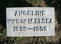 Angeline <I>Hartman</I> Elsea