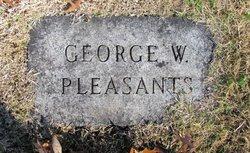 George Washington Pleasants