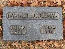 Banner S. Coleman