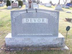 "Elizabeth C. ""Betty"" <I>Morgan</I> Devor"