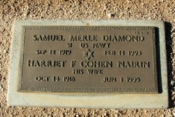 Samuel Merle Diamond