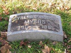 Syrena <I>Worthington</I> Myers