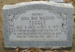 Dora Mae <I>Wagoner</I> Tuggle