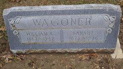 Sarah F. <I>Potter</I> Wagoner