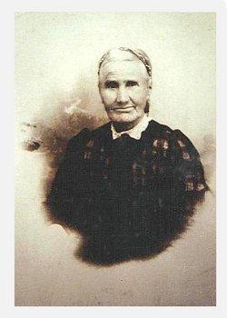 Maria <I>Davis</I> McGahuey