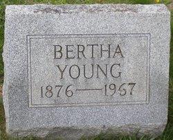Bertha <I>Relue</I> Young