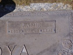 Ramie Montoya