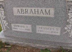 "Frances ""Cricket"" <I>Kendall</I> Abraham"