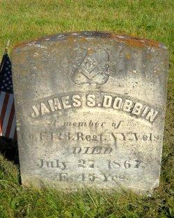 James S Dobbin