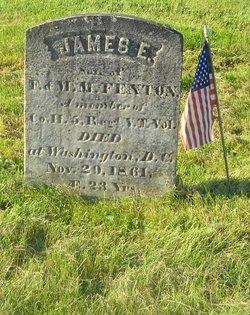 James E Fenton
