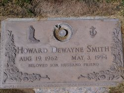 Howard Dewayne Smith