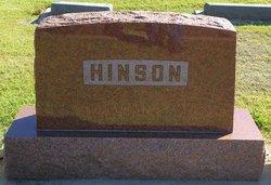 Herbert D Hinson