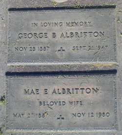 George B Abritton