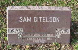 """Samuel """"Sam"""" Gitelson"""