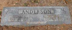 Thomas Louis Anderson