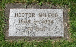 Hector McLeod