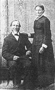 Anna Maria <I>Olofsdotter</I> Erickson