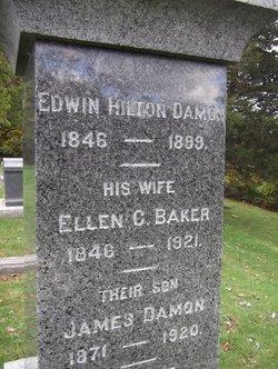 Ellen C. <I>Baker</I> Damon