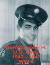 John Henry Barrett