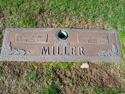 "Dorothy May ""Geraldine"" <I>Melcher</I> Miller"