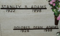 Stanley B Adams