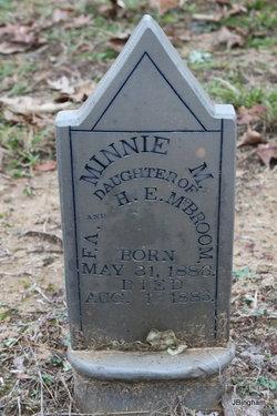 Minnie M. McBroom